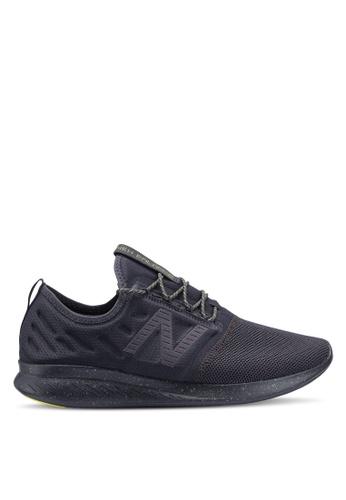 New Balance black Coast Fitness Running Shoes 8AA94SH74E7C79GS_1