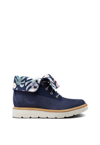 Timberland blue Kenniston Roll-Top Boots F9964SHAAB7B0AGS_1