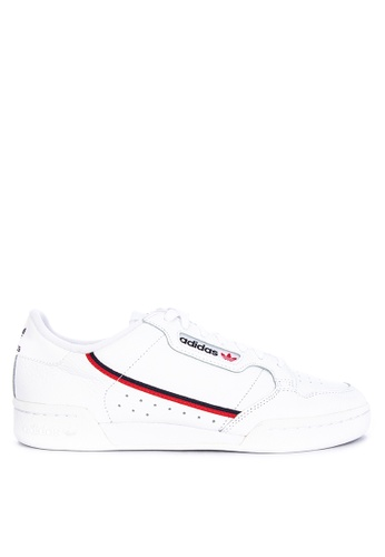 adidas white adidas originals continental 80 DD851SH73C9DC6GS_1