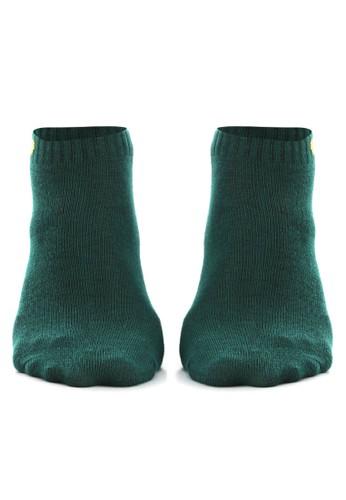 Hamlin green Hamlin Nercyla Kaos Kaki Wanita Love Ankle Socks Casual Footwear Material Spandex ORIGINAL 0A58FAAE5DC6C9GS_1