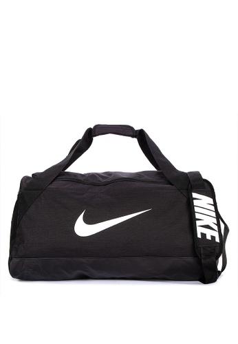 5fcdab9d4e387 Nike black Nike Brasilia (Medium) Training Duffel Bag F1843AC54C47C3GS 1