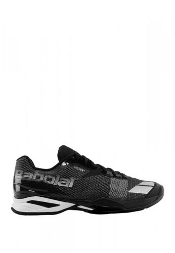 Babolat black and white Jet OCM Men's Tennis Shoes BA220SH0INSTPH_1