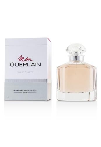 Guerlain GUERLAIN - Mon Guerlain Eau De Toilette Spray 100ml/3.3oz 35322BE53CCA67GS_1