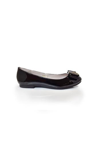 Elisa Litz black Arvoe Flats (Black) EL365SH0FCLWSG_1