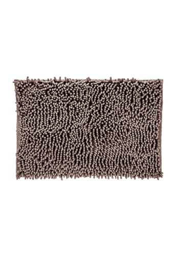 Charles Millen Charles Millen 100% Microfibre Moppy Bath Mat With Sbr Antislip Backing 50 x 80cm /800g. C9A18HL4A0A3AAGS_1