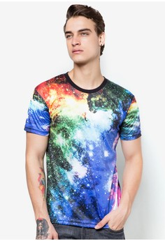 All-Over Galaxy T-Shirt