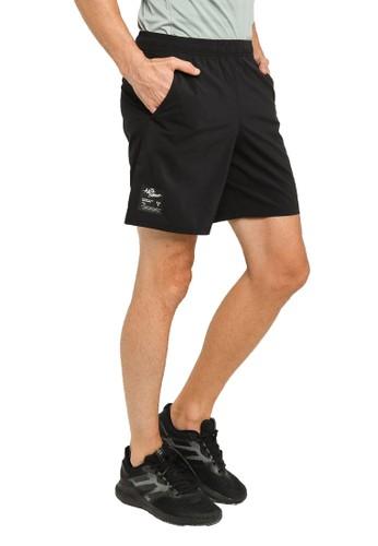 Anta black Cross Training Shorts 748DAAAE39DCEFGS_1