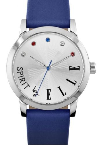 ELLE blue Fashion Ladies Watch EL900AC08LPVMY_1