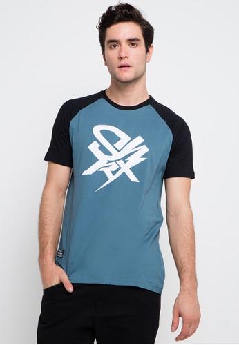SHARKS blue and multi Short Sleeve T-Shirt SH473AA0VMG5ID_1