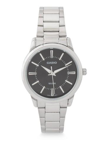 Casio silver Casio Jam Tangan Wanita - Silver Black - Stainless Steel - LTP-1303D-1AVDF CA347AC14VGFID_1