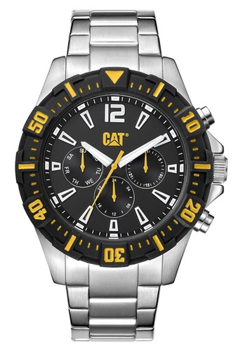 Caterpillar silver Casual Men's Watches CAT PX.149.11.131 A2AC7ACAF42B60GS_1