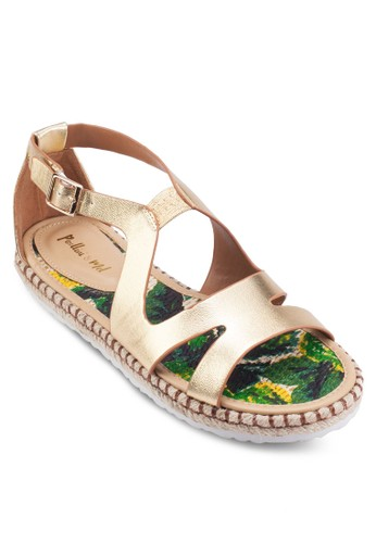 休閒涼鞋, esprit台灣女鞋, 鞋