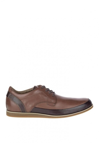 Hush Puppies brown Raul Voss Casual Shoes HU326SH0JJIWPH_1