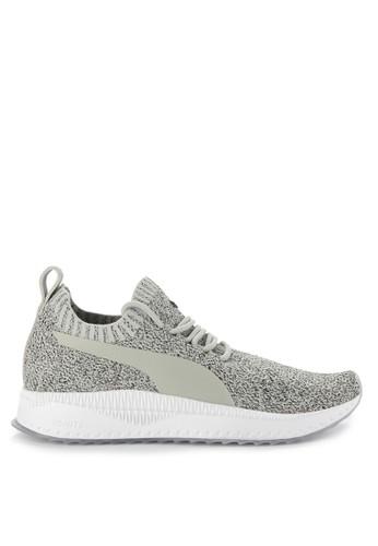 Puma multi and grey Tsugi Apex Evoknit Shoes 8BA0BSH246F087GS_1