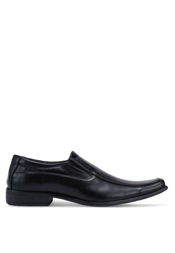 Rocklander black Formal Slip On Shoes F24A8SHEB3902BGS_1