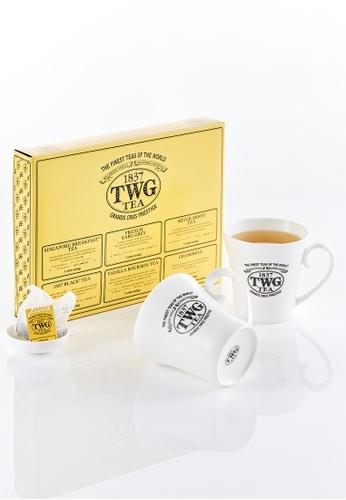 TWG Tea Stay Home Essentials Teabag Kit (Tea Taster Set) CE067ESBFCE535GS_1