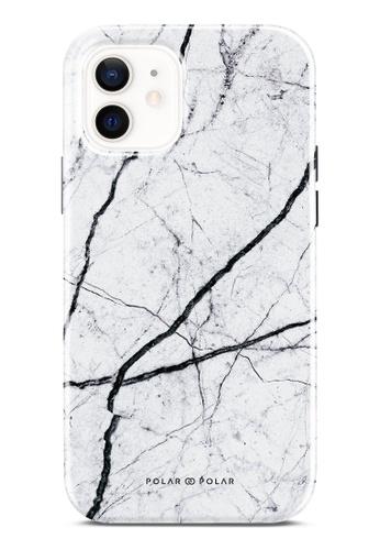 Polar Polar white Classic White Dual-Layer Tough Case Glossy For iPhone 12 Pro / iPhone 12 C7E56AC255BEA5GS_1
