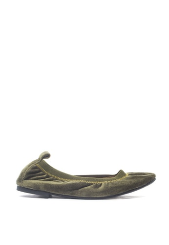 M&G green Charlotte Flats - Mi Amore by M&G 34084SHED0A99AGS_1
