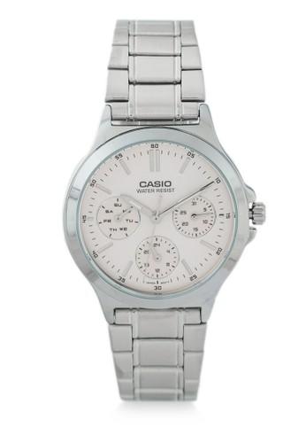 Casio silver Casio Women Ltp-V300D-4AUdf Silver 0904BAC98A0788GS_1