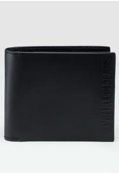 2c5d6d1d65e1 Calvin Klein black Billfold Wallet - Calvin Klein Accessories  FCE7FAC92CD122GS_1