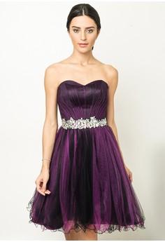 Caetlin Short Dress