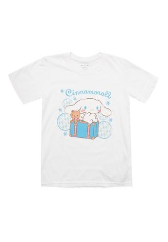 Bateeq white Girl Tshirt 8E63DKA0E3D0F7GS_1