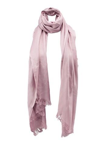 OVS pink Twill Scarf 49B07ACCE84A43GS_1
