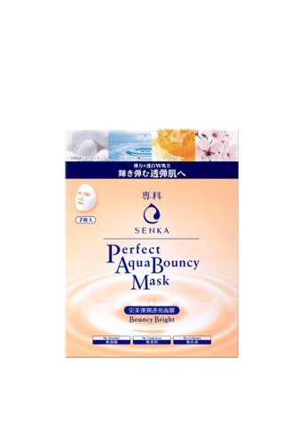SENKA SENKA Perfect Aqua Bouncy Mask Bouncy Bright (7P) A8C95BE2519B55GS_1