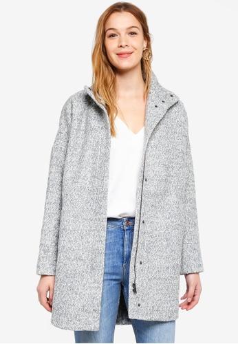 Modstrom grey Bonnie Coat 2A959AA5838ED8GS_1