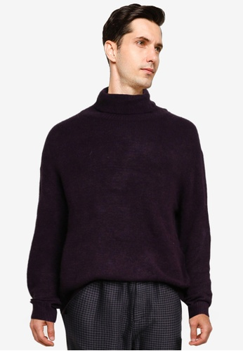 niko and ... purple Knit Pullover B1BC0AA2D3EB80GS_1