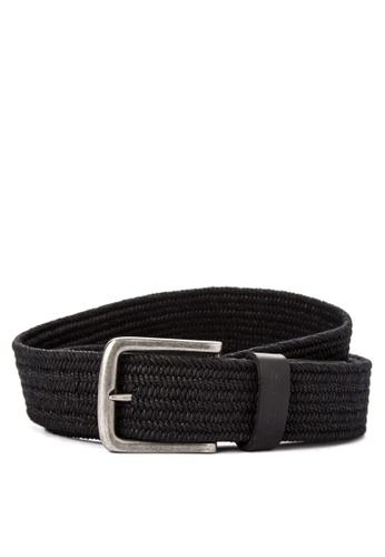 Levi's black Armstrong Belt LE892AC0J70APH_1