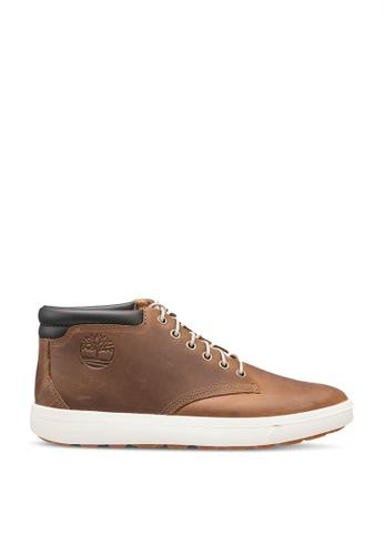 Timberland brown Ashwood Park Chukka Boots 93638SHEB4F9C0GS_1
