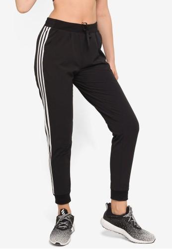 ADIDAS black must haves woven pants FAD88AA95A60ECGS_1