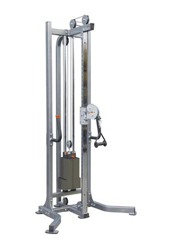 Impulse silver Impulse Adjustable HI/LO Pulley Gym Equipment Workout Station C4760SEC13055FGS_1