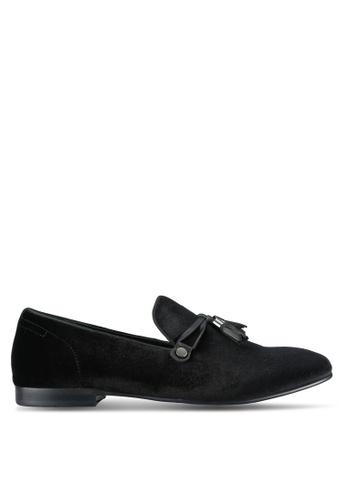 ALDO black Mccrery Loafers AL087SH0RTNXMY_1