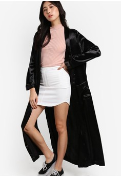 Factorie  Darlington Duster Coat