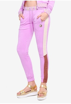 7e935231e65c4 Puma Select purple Puma X Fenty Fitted Track Pants CD40DAA719F504GS_1