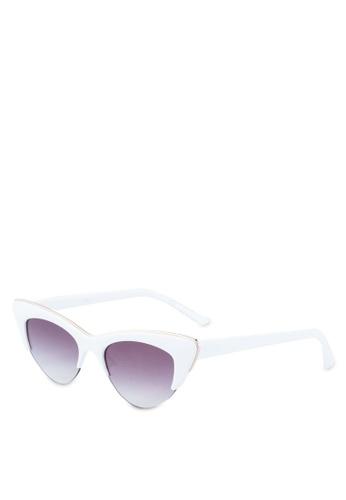 Gracie Cat Eye Sunglasses