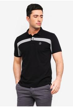 897436a7f6f Volkswagen black Stripe Polo Shirt 0B110AABAC7784GS 1