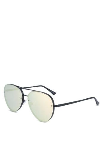 Quay Australia gold COOL INNIT Sunglasses 1E9FDGL9941B0AGS_1