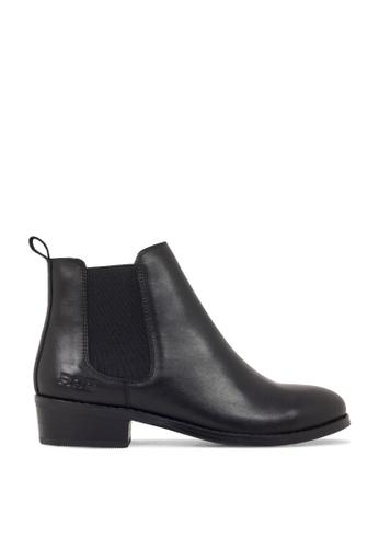 ROC Boots Australia black Vespa Black Boots RO517SH2UKGHHK_1