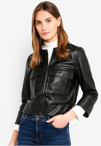 ESPRIT black Indoor Woven Regular Jacket BB5BBAA5AF9760GS_1
