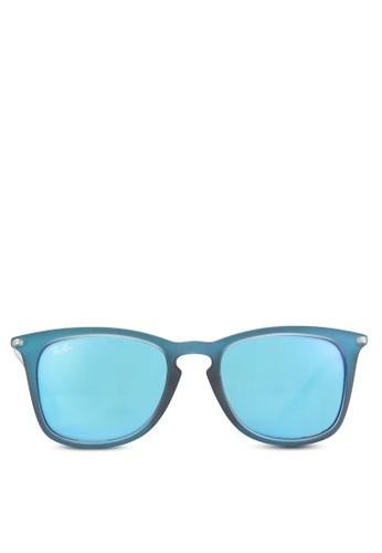 RB4221F 方框太陽眼鏡, 飾品配zalora 手錶 評價件, 飾品配件