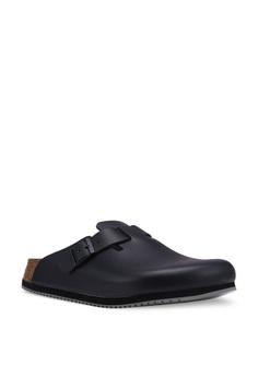 5df753255fcb 14% OFF Birkenstock Boston Natural Leather Sandals HK  850.00 NOW HK   734.90 Sizes 36 37