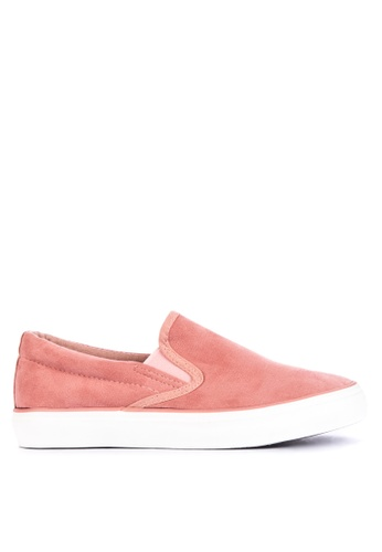 BENCH pink Faded  Slip Ons 1CBB7SH97A04F6GS_1