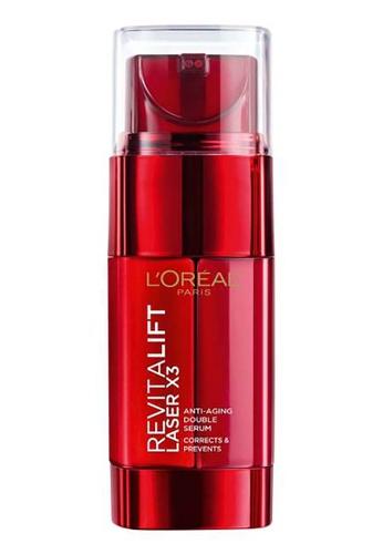 L'Oréal Paris L'Oréal Paris Revitalift LASER X3 Anti-Aging Double Serum 48ml 45E5CBE1051492GS_1
