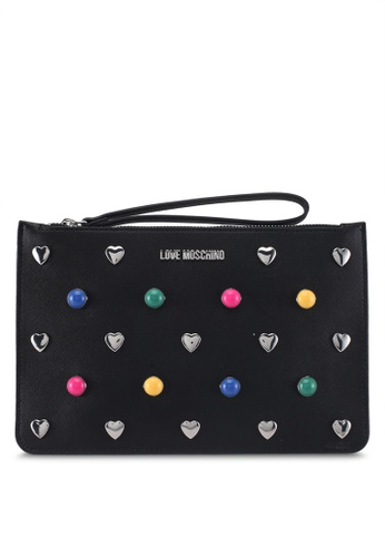 Love Moschino black LOVE MOSCHINO Bag LO478AC0SXXGMY_1