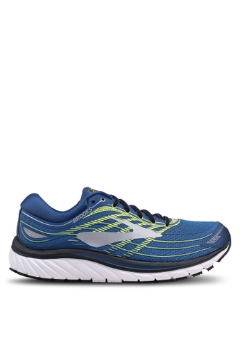 Brooks blue Glycerin 15 Shoes 08623SH2C6AF0AGS_1