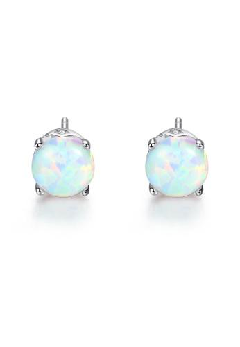 SUNRAIS silver High-end Silver S925 silver fashion earrings 905F8AC340B47CGS_1