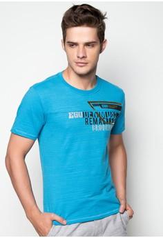 Roundneck Shirt Slimfit